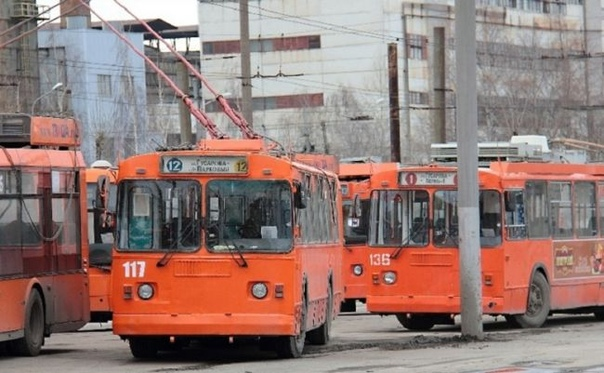 43 пермских троллейбуса отправятся в Березники