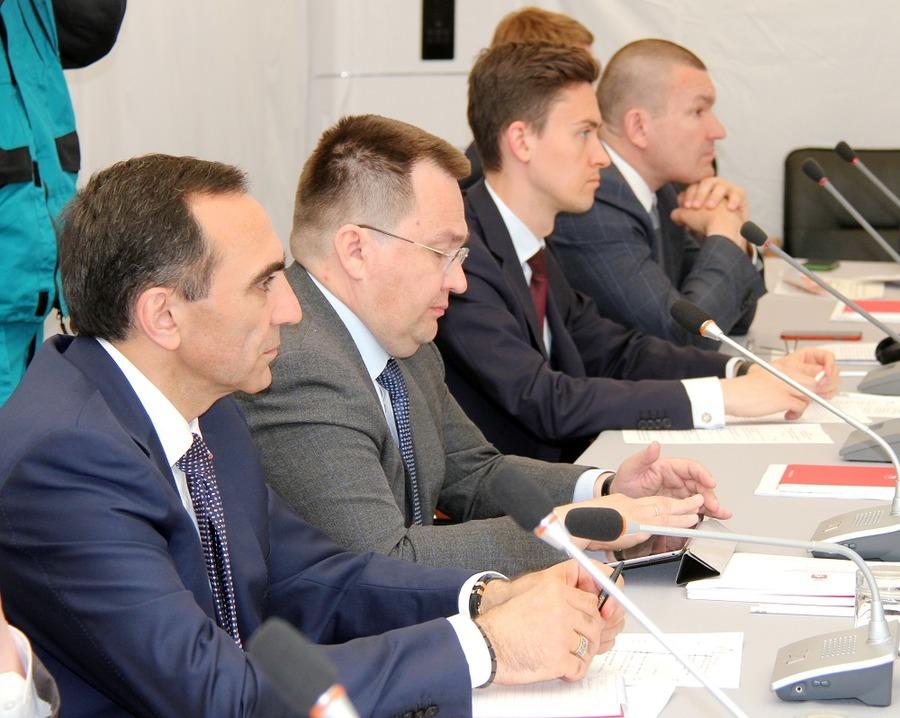 В Перми обсудили поддержку промышленности