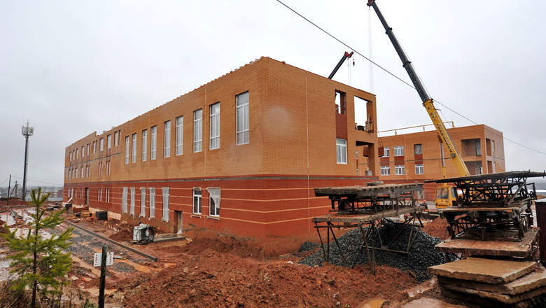 В Прикамье начинают строить четыре новые школы