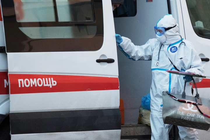 В Прикамье выросло количество заражённых коронавирусом медиков