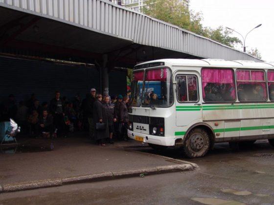 Пермские перевозчики активно продают старые автобусы
