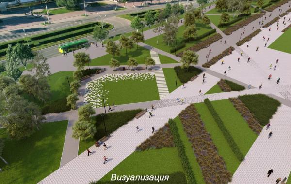 Стал известен подрядчик работ по реконструкции среднего участка пермской эспланады