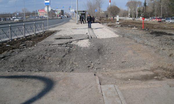 Аукцион на реконструкцию улицы Героев Хасана не состоялся