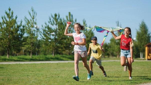 С четвёртого июля в Прикамье начинают работать детские лагеря