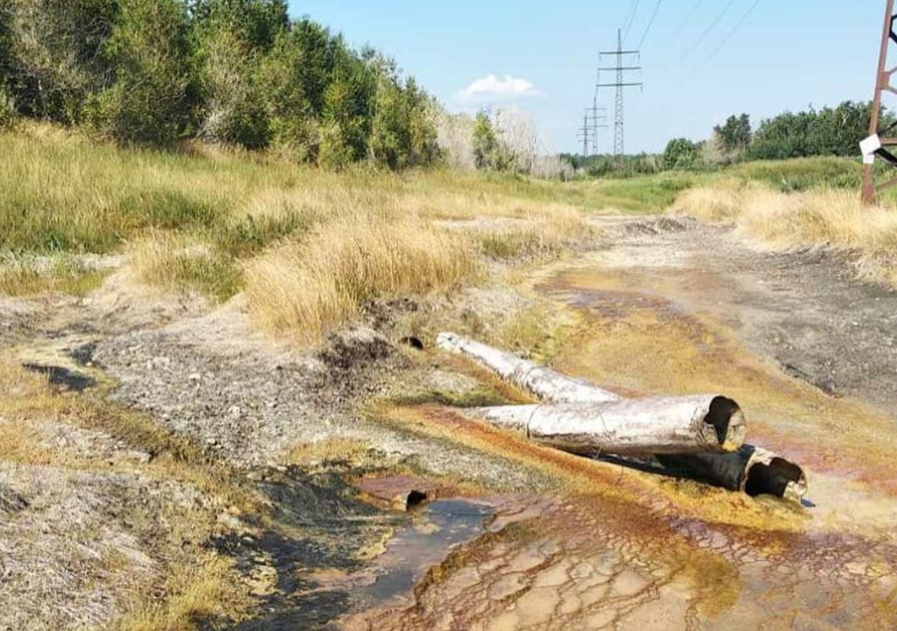 Река Кама действительно загрязнена