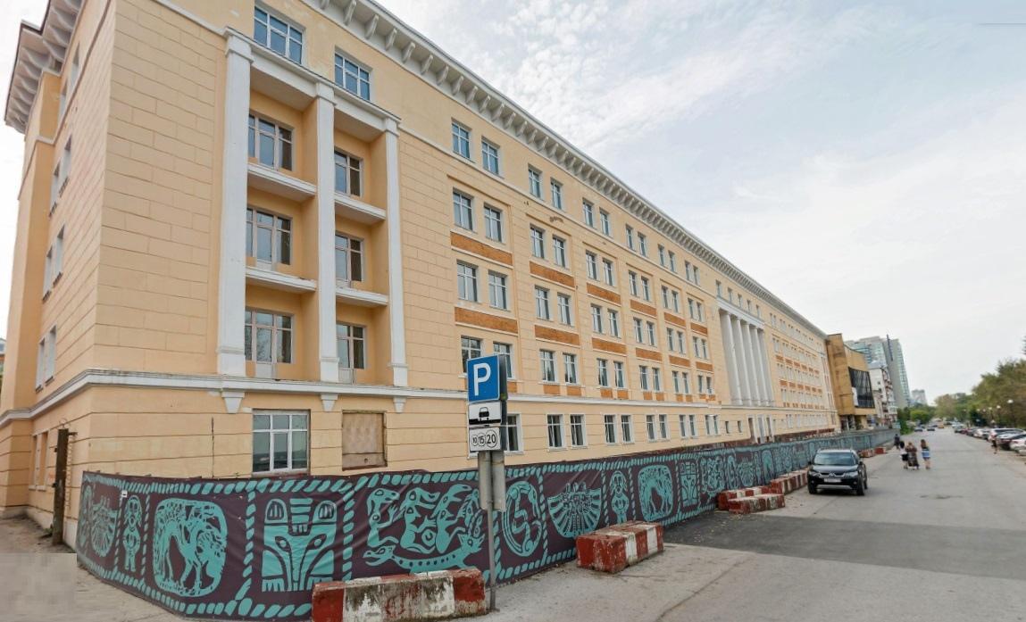 В Перми изменили планы насчёт здания бывшего ВКИУ