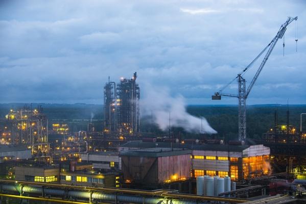 В «УРАЛХИМе» подсчитали убытки от остановки производства в Пермском крае