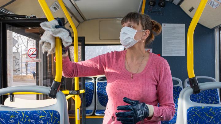 В пермском общественном транспорте начинают отказываться от кондукторов