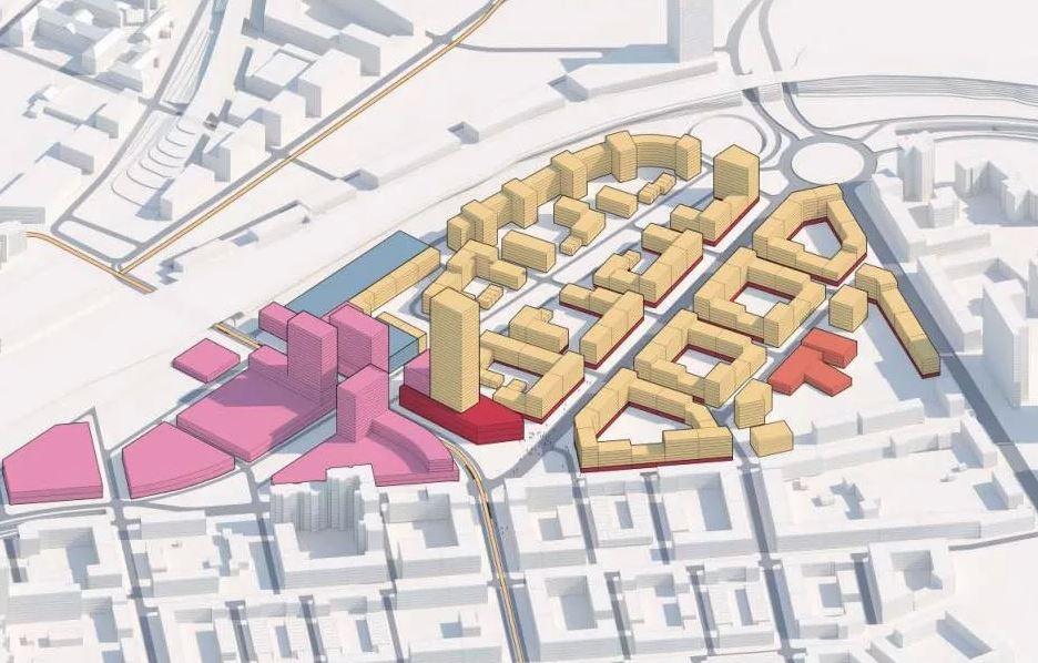 Пермский «Товарный двор» поменял параметры зонирования