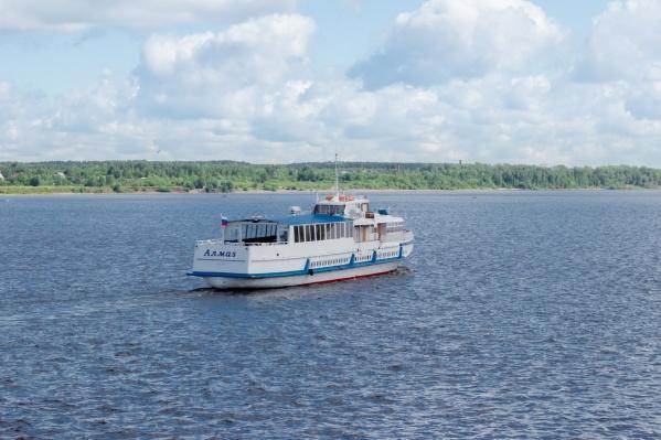 В Перми можно будет прокатиться до Усть-Качки