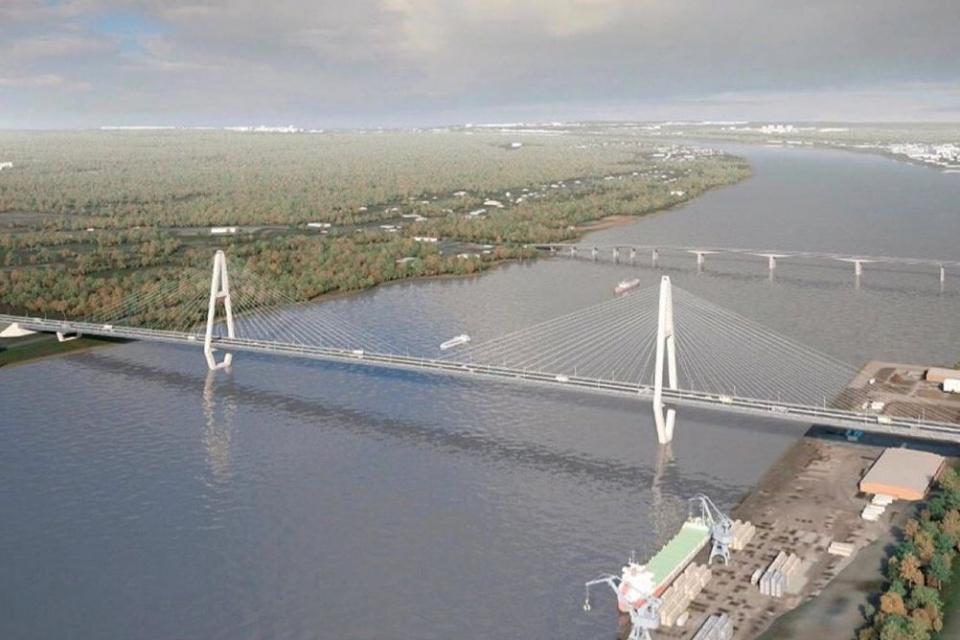 Новый мост в Перми построят в районе улицы Крисанова