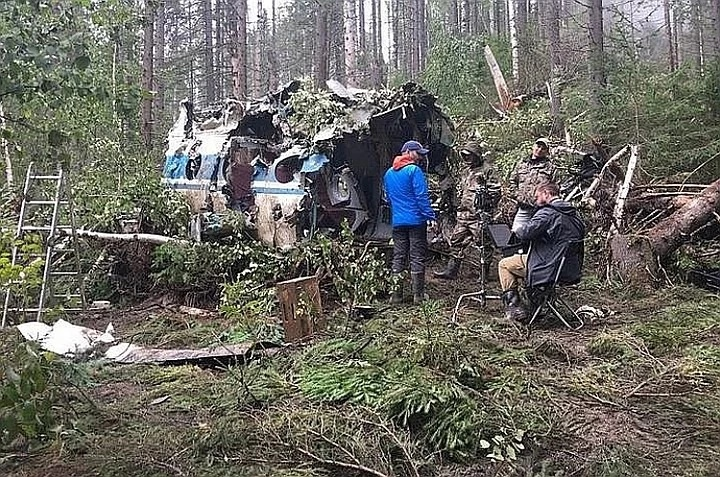 В Прикамье снимают фильм-катастрофу