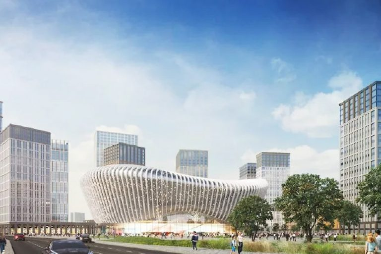 В Перми появится крупный концертно-спортивный комплекс