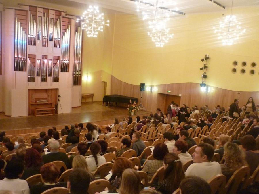 В пермском Органном зале создадут особый микроклимат