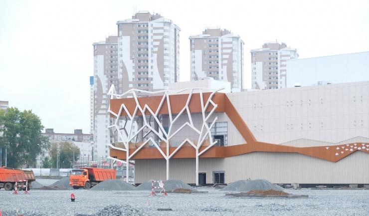 В Перми появится новый масштабный торгово-развлекательный центр