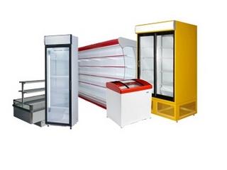 Магазинное холодильное оборудование