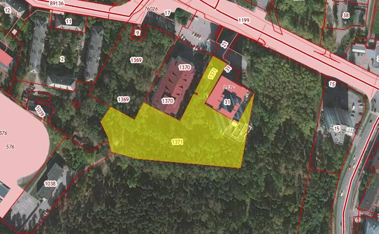 Условием смены зонирования ЖК «Арсенал» стала передача новой школы в собственность Перми