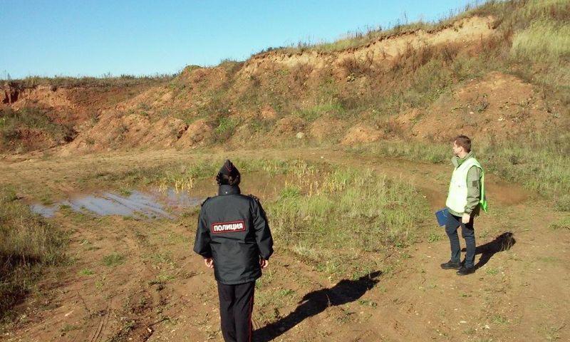 Два нелегальных карьера выявили специалисты Россельхознадзора в Прикамье