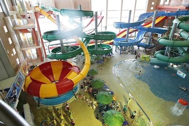 В Перми рассматривают проект аквапарка