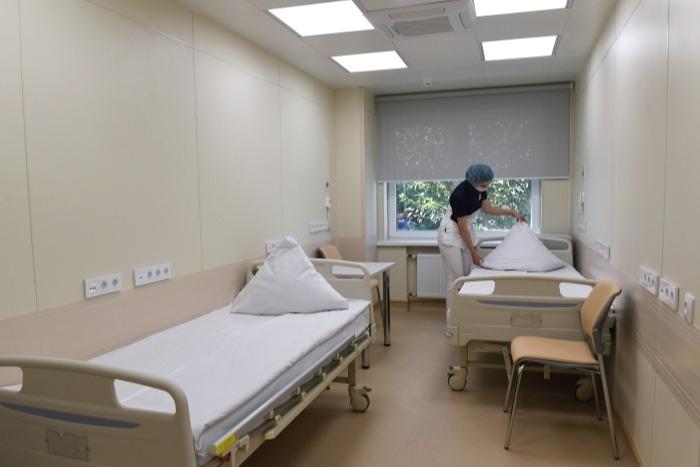 В школе ЖК «Арсенал» не будут открывать госпиталь для коронавирусных пациентов