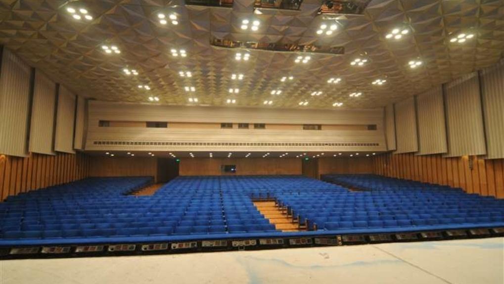 Проект реконструкции Большого зала Пермской краевой филармонии обойдётся в 2,7 миллиона рублей