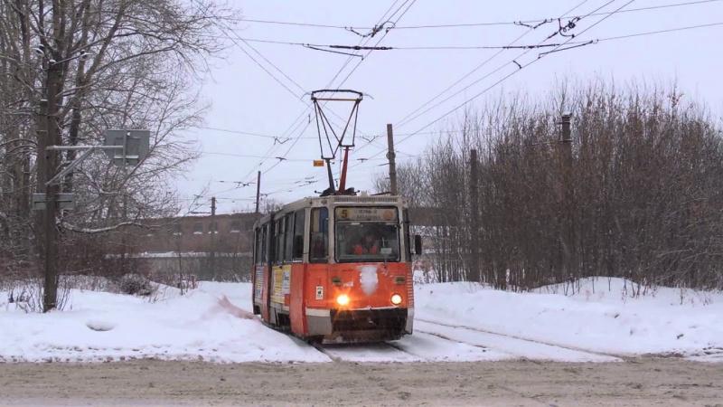 В Перми начат ремонт трамвайных путей