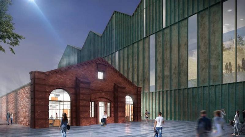 Более 4 миллиардов планируется потратить на новое здание Пермской художественной галереи