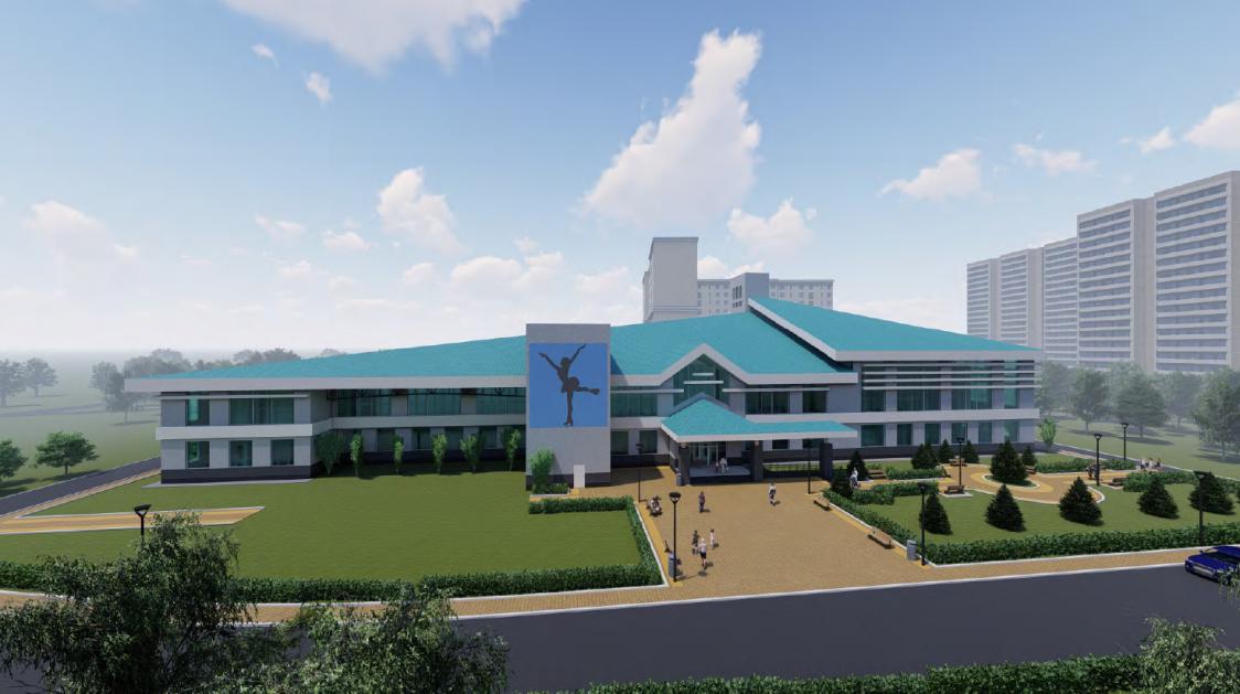 В Перми готовят площадку под строительство спортивного кластера