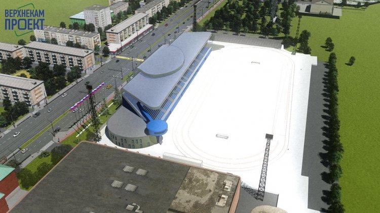В Перми разработают проект реконструкции стадиона «Юность»