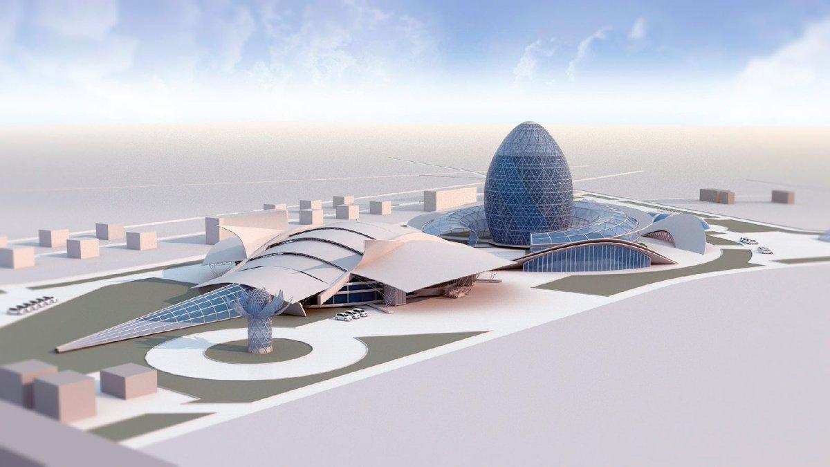 В следующем году может начаться строительство аквапарка в Перми