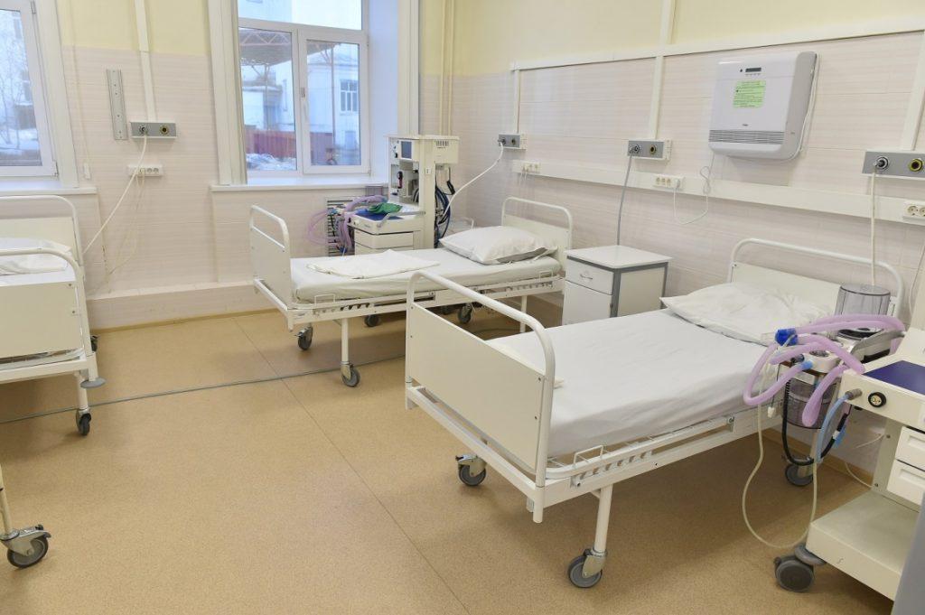 В Пермском крае открылась поликлиника для ковидных пациентов