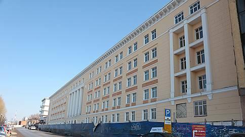 Реконструкцией бывшего клуба ВКИУ займётся «Яуза-Девелопмент»