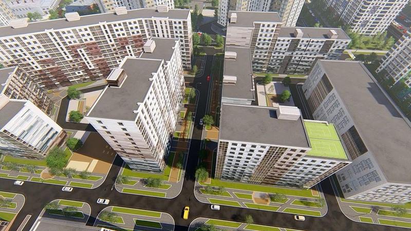ЖК «Арсенал» назвали настоящим урбанистическим кошмаром