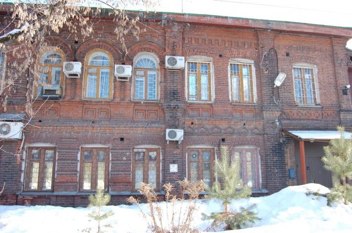 В Перми снесли старинный особняк