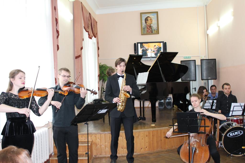 В Дзержинском районе будет построена краевая музыкальная школа