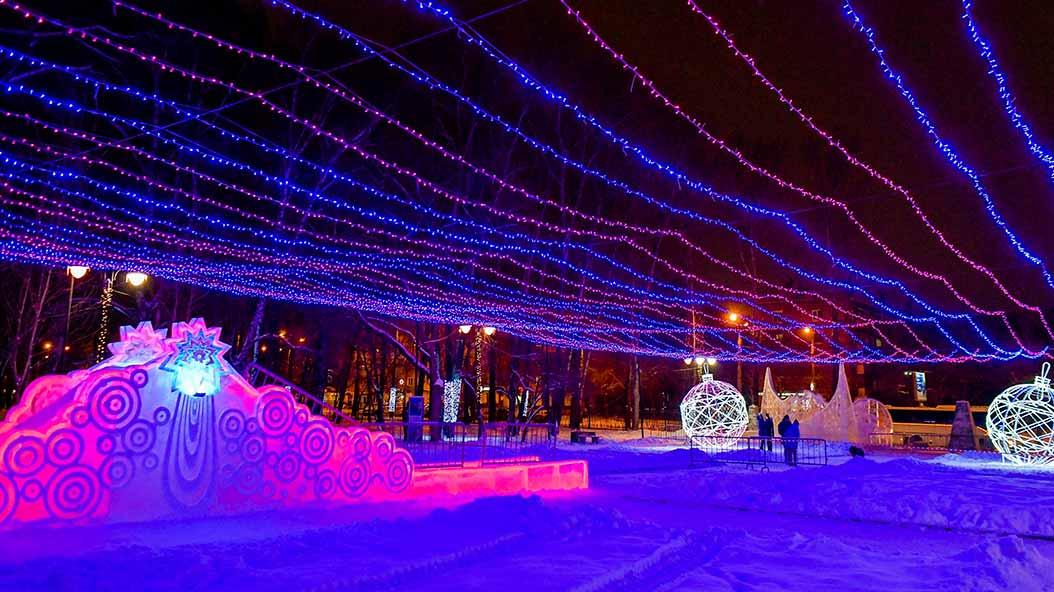 В Перми подготовили интерактивную карту развлечений в дни новогодних каникул