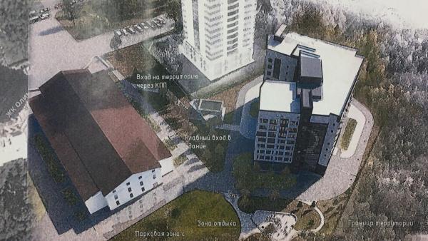 В Перми решено ввести подзону для строительства общежития за ДКЖ