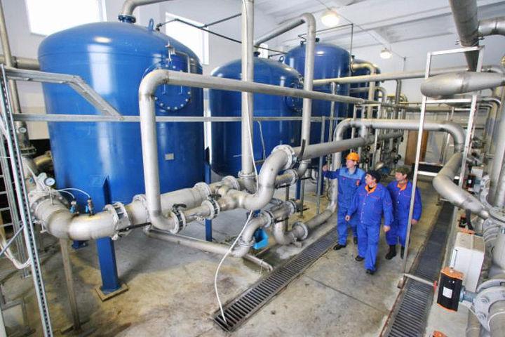 Два города Пермского края модернизируют системы водоснабжения