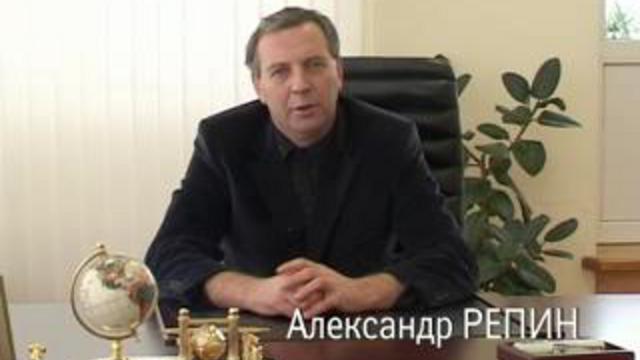 Александр Репин предлагает передать построенную школу городу