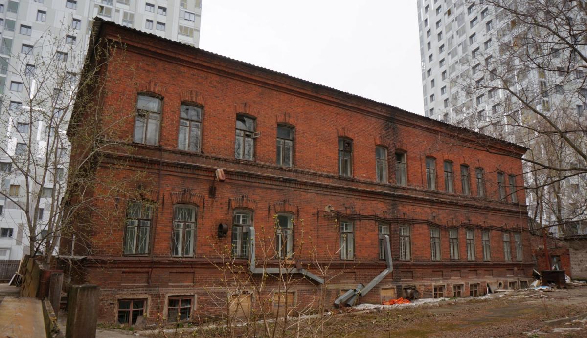 Пермское здание признано объектом культурного наследия