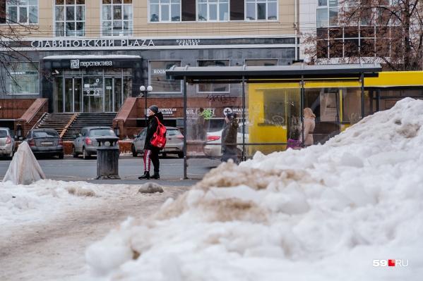 Новые остановки в Перми усовершенствуют