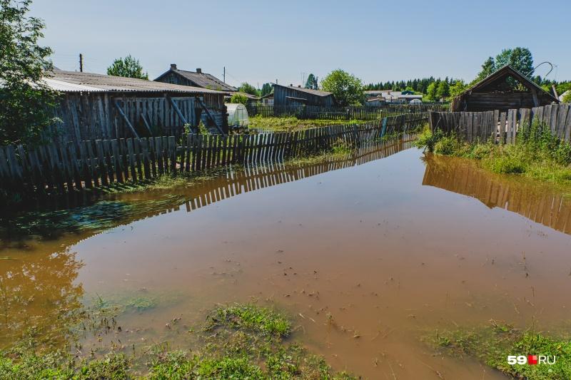 Как пройдёт весеннее половодье в Прикамье, рассказали метеорологи