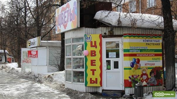 Во дворах Перми разрешат ставить нестационарные торговые объекты