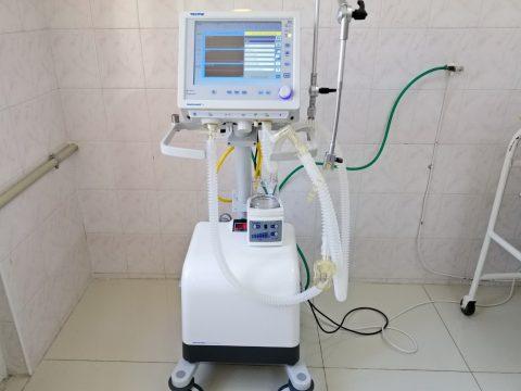 Семь новых аппаратов ИВЛ закупят для прикамских больниц