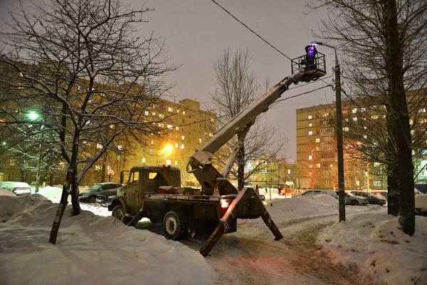Тринадцать тысяч фонарей заменят в Перми
