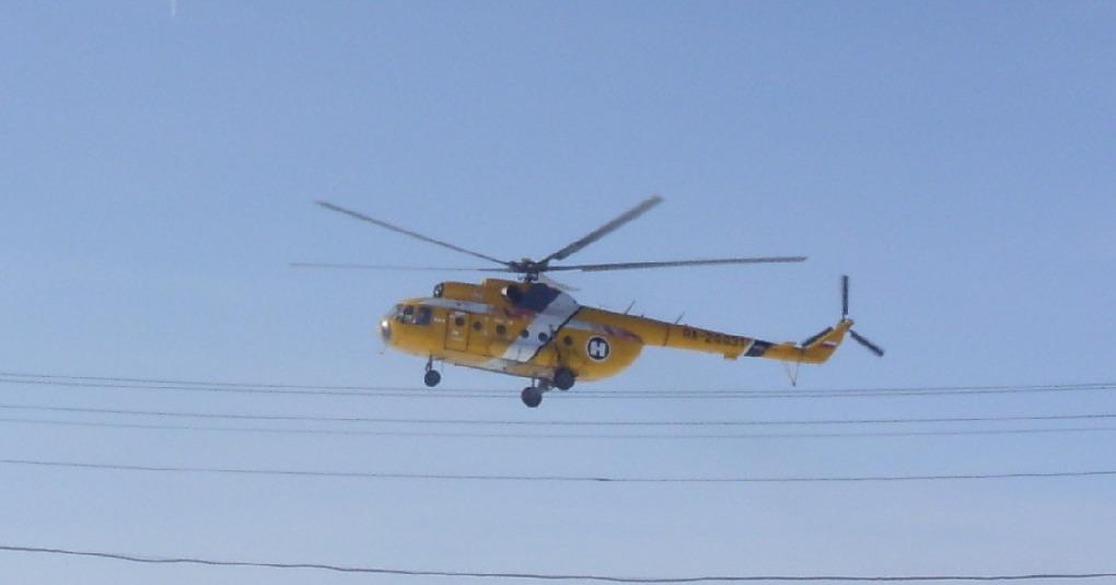 Вертолётный туризм начинает развиваться в Прикамье