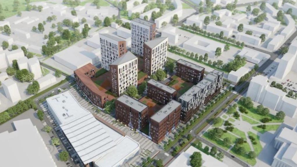 Вместо «Молота» в Перми построят жилой комплекс