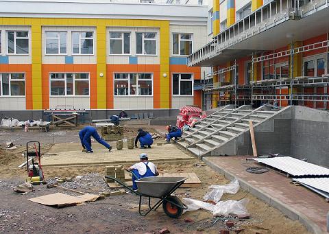 Две школы в Пермском крае построят по соглашениям о ГЧП