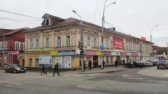 В Перми будут реставрировать старинное здание «Зингер»
