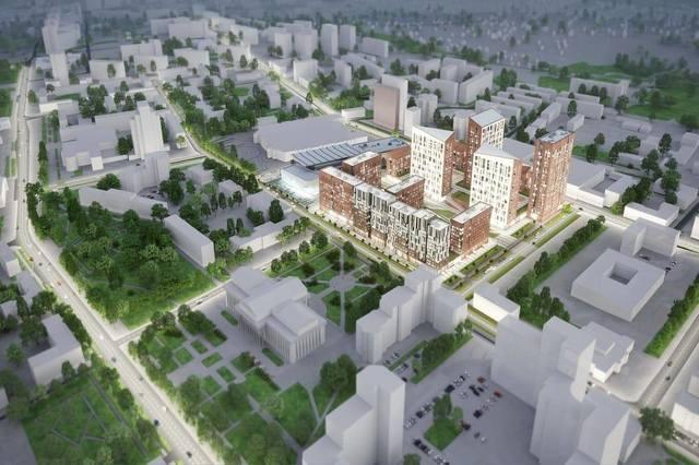 В Перми построят новый жилой комплекс